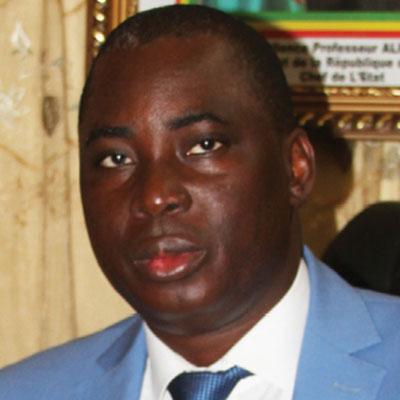 Hon. Diakaria Koulibaly