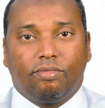 Hon. Yonis Ali Guedi