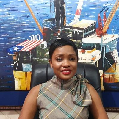 Madam Atty. Saifuah Mai Gray