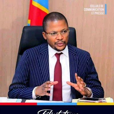 Hon. Didier Budimbu Ntubuanga