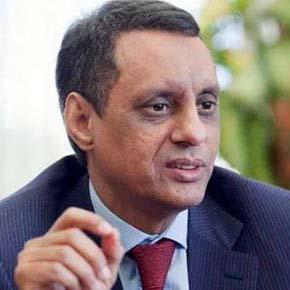 H.E. Abdessalam Ould Mohamed Saleh