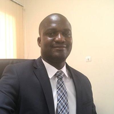 Hon. Minister Lamine Seydou Traore