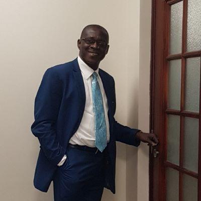 Benjamin Kwame Asante