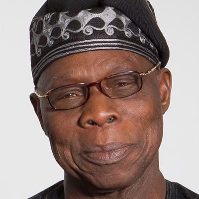 H.E. Olusegun Obasanjo