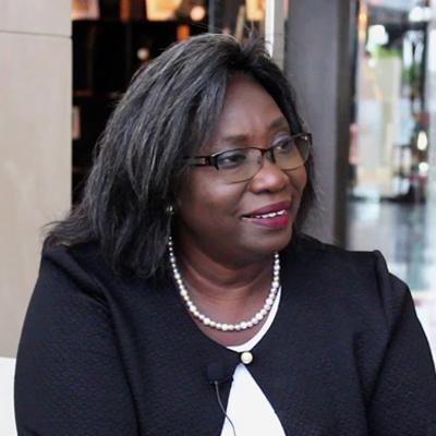 Hon. Dr Aissatou Sophie Gladima