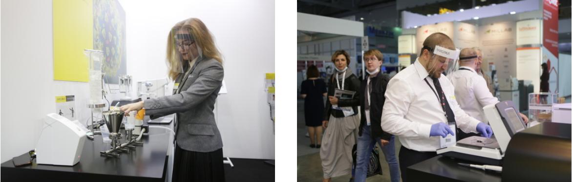 Выставка лабораторного оборудования Analitika Expo