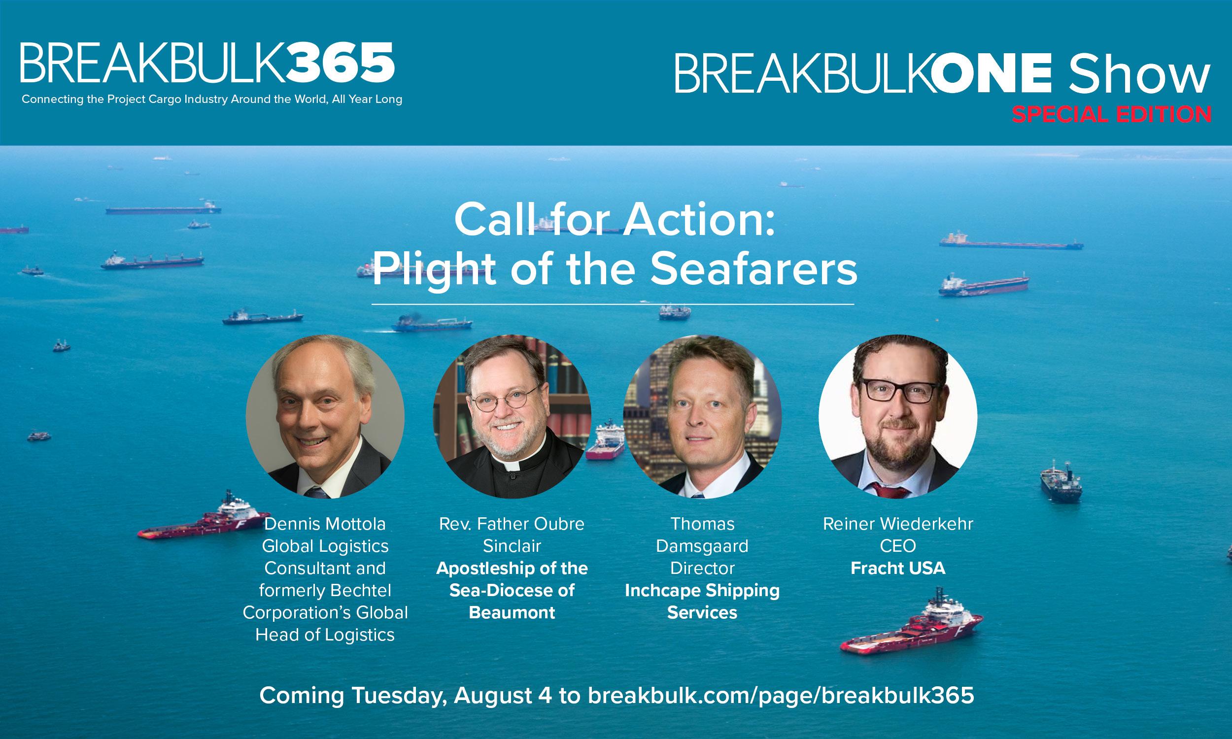 BreakbulkONE Special Edition on Seafarer Relief