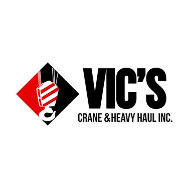 Vic's Crane and Heavy Haul Inc.