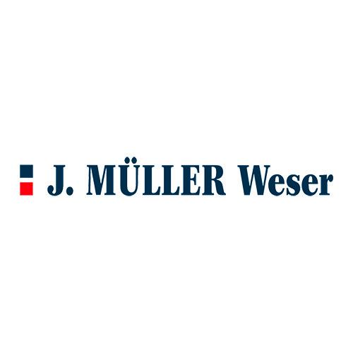 J. MÜLLER Weser
