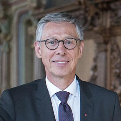 Mayor Dr. Carsten Sieling