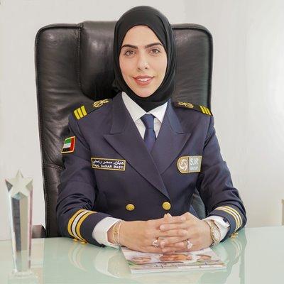 Capt. Sahar Rasti