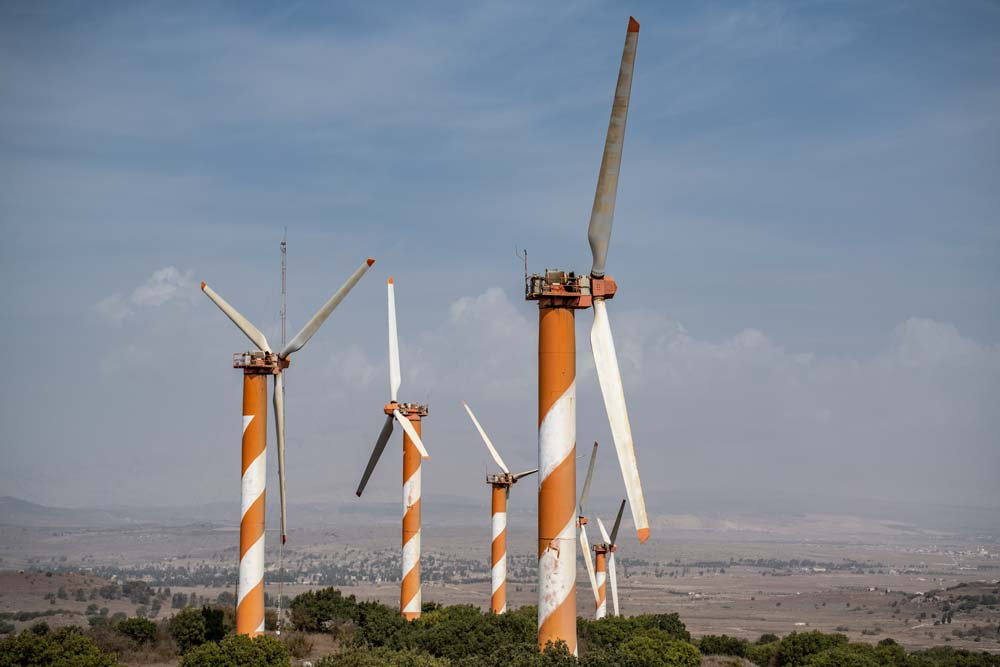 Nations throughout the GCC and Middle East are preparing more wind power projects.