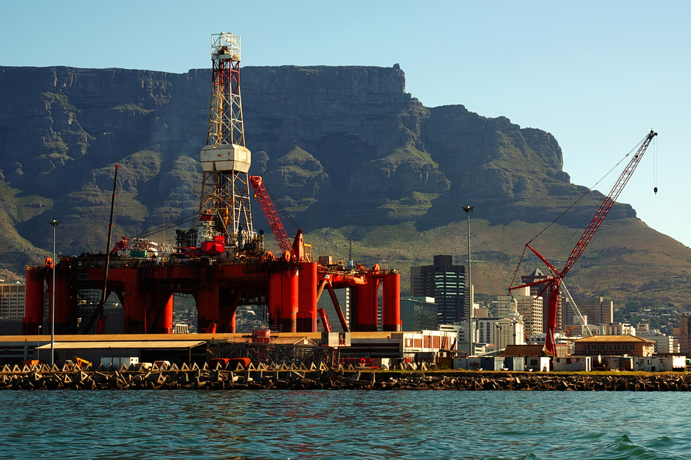 Oil rigs and hydrocarbons-related project cargo is being moved in and out of Africa in increasingly large volumes.