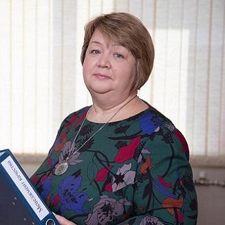 Алла Острякова