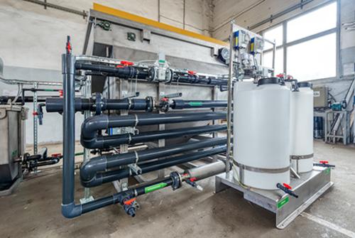 оборудование для очистки DairyTech