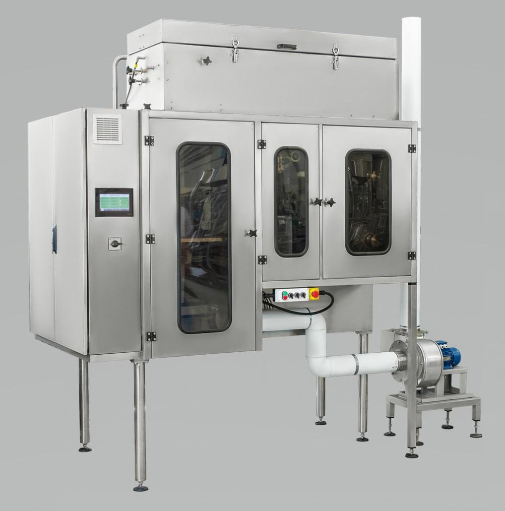 Автомат для фасовки в полиэтиленовые пакеты