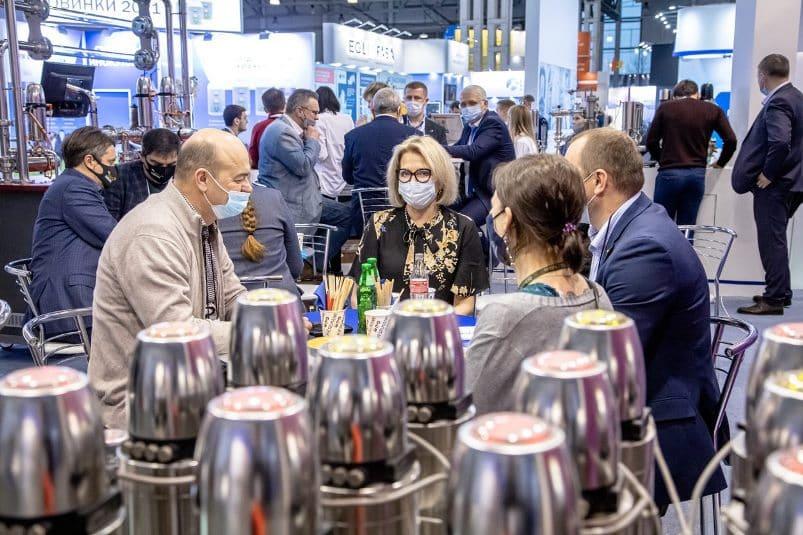 Встречи на выставке DairyTech 2021