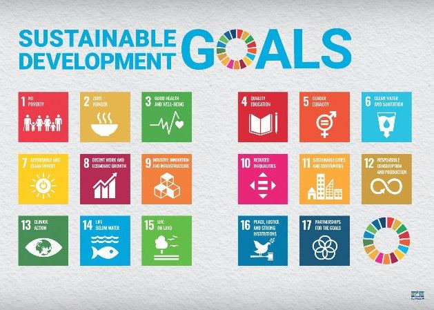 Цели устойчивого развития