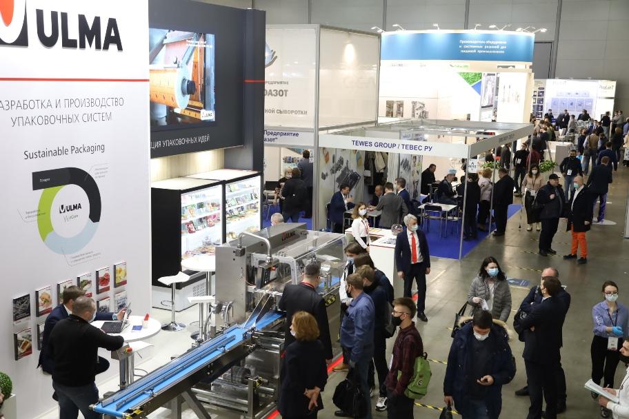 Ulma на выставке DairyTech