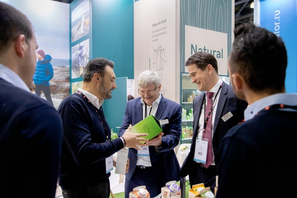 Встречи на выставке DairyTech
