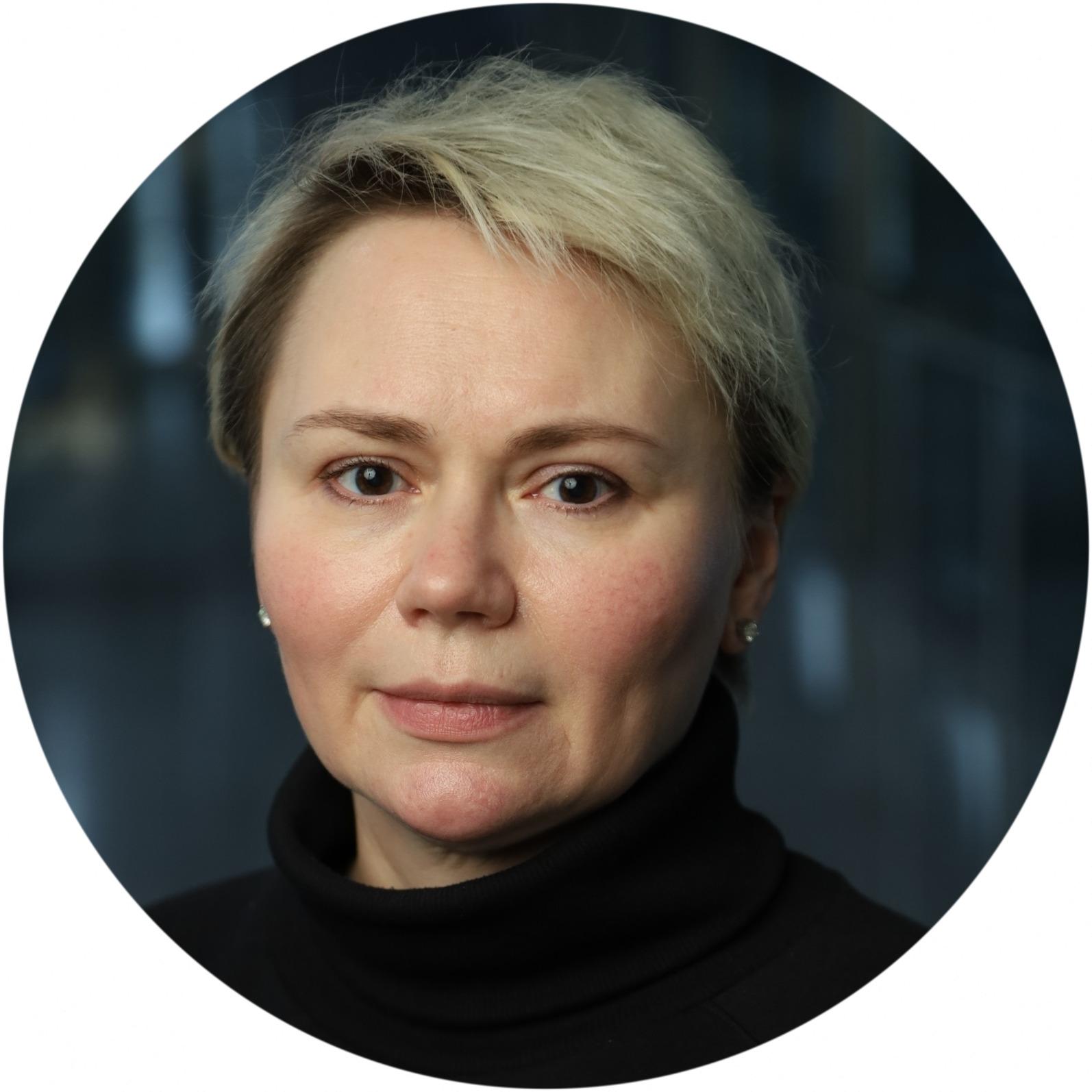 Оксана Велигурова