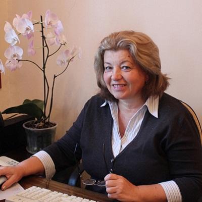 Галина Свириденко