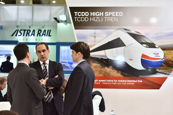 Tap into $45bn in spending at Eurasia Rail