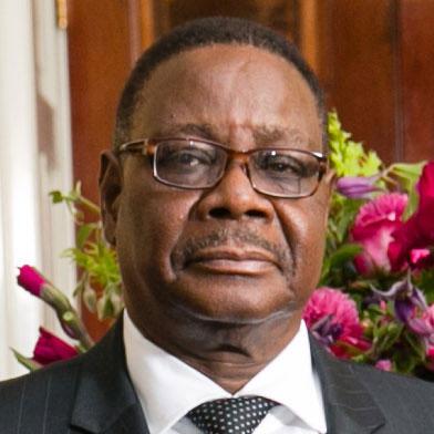 H.E. Dr. Peter Arthur Mutharika