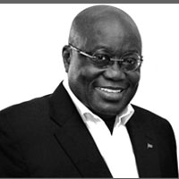 His Excellency Nana Akufo-Addo