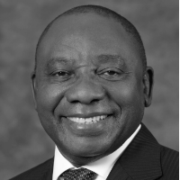 His Excellency Cyril Ramaphosa