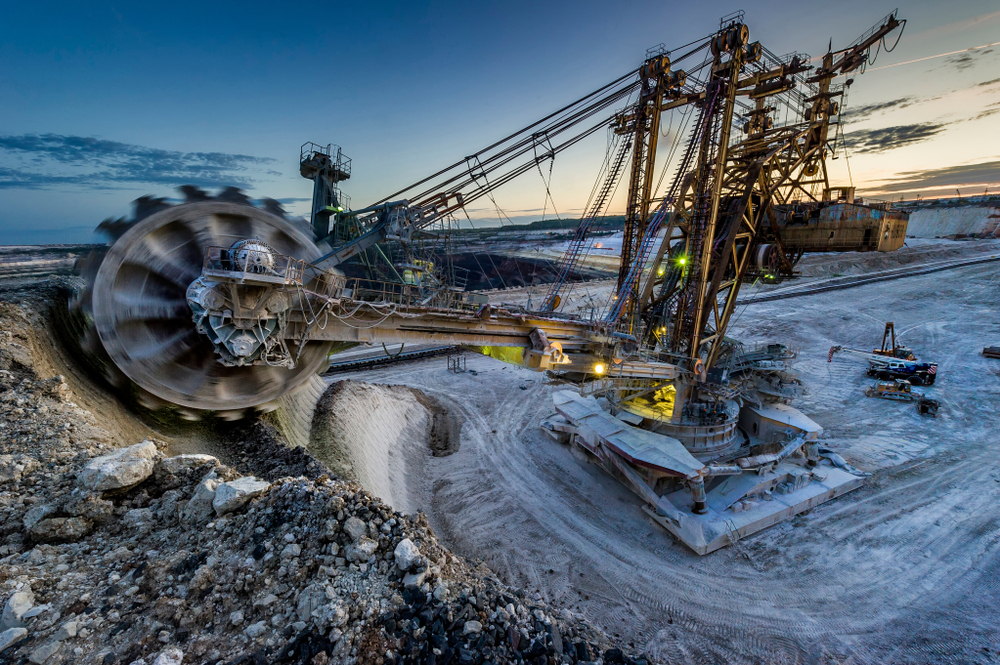 Mineral output across Russia is on the rise.