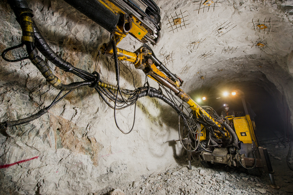 Russia continues to import up to $3bn worth of mining equipment every year.