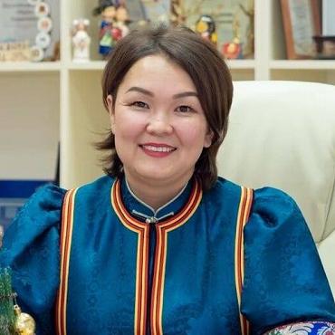 Maria Badmatsyrenova