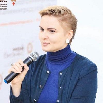 Дарья Шамрай