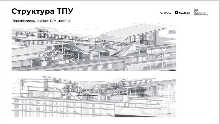 Структура ТПУ Нижегородская