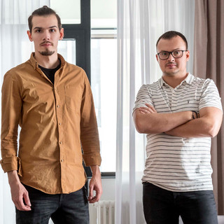 Pavel Gerasimov, Alexey Ivanov