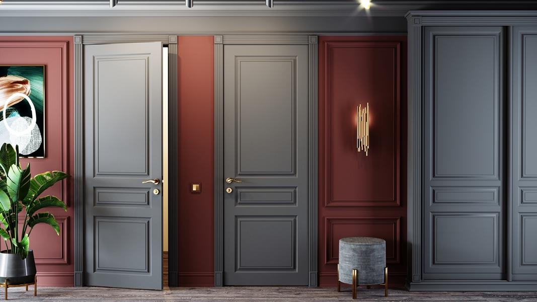 межкомнатные двери Aristo