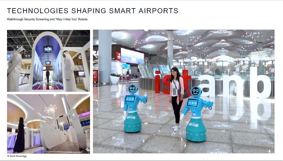 Heathrow technologies