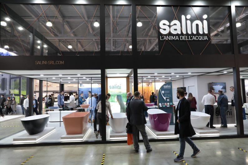 Ванные Salini на MosBuild 2021