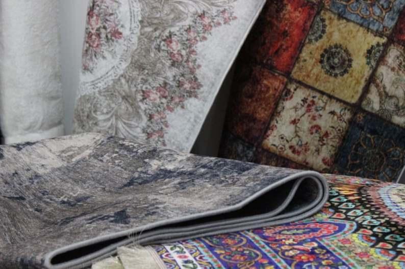 Текстиль на выставке MosBuild