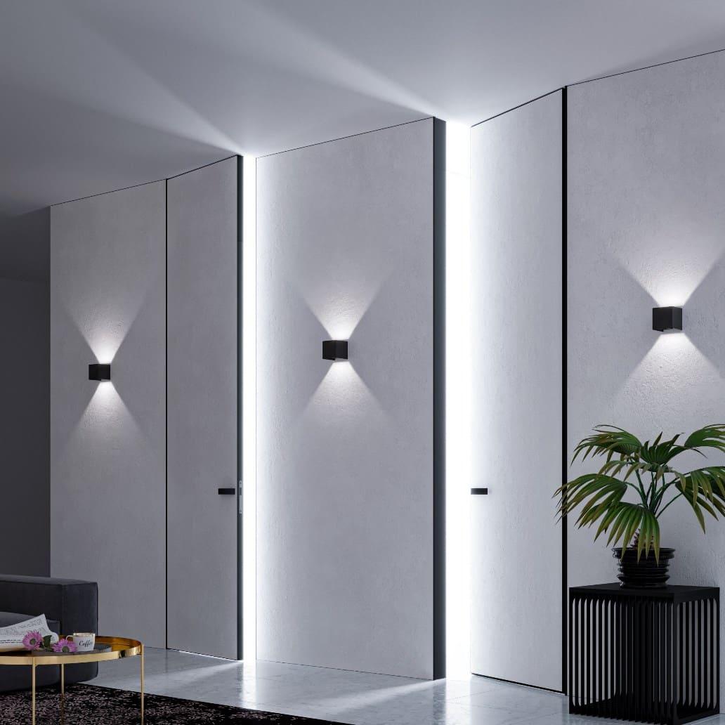 Gabitex - подсветка дверей