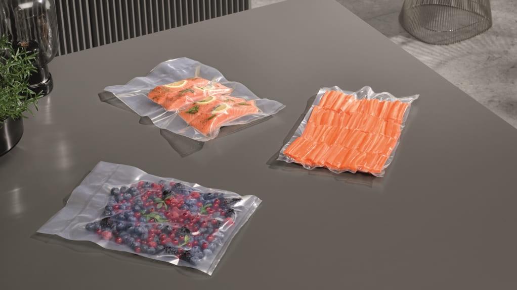 Продукты в вакуумной упаковке - Miele