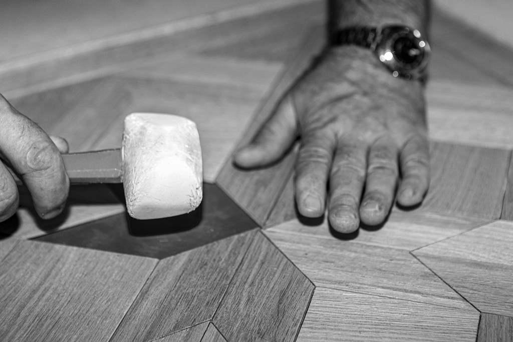 Производство деревянного пола