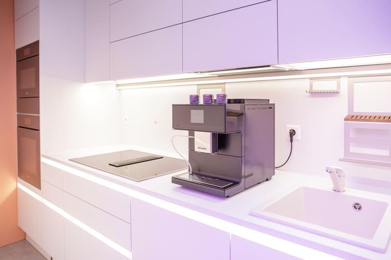 Кухня в проекте Space 2.0