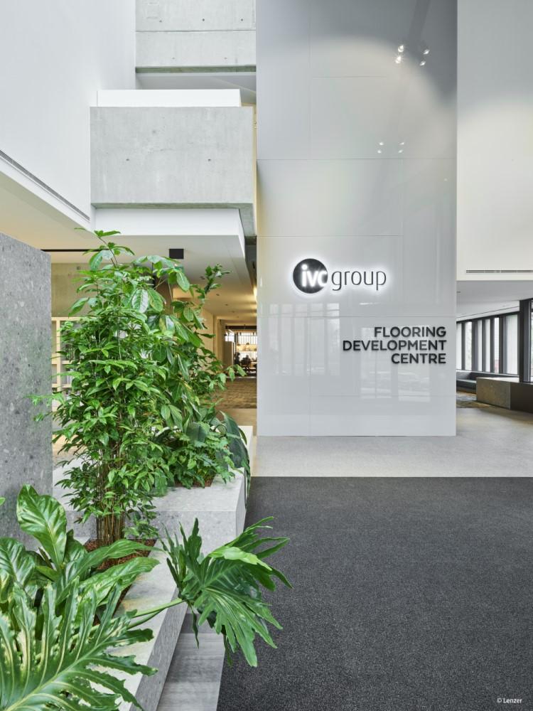 IVC Flooring Development Centre