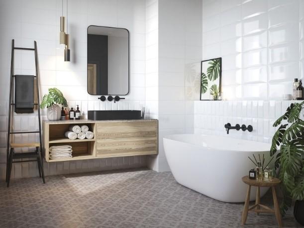 Светлая ванная - Cersanit