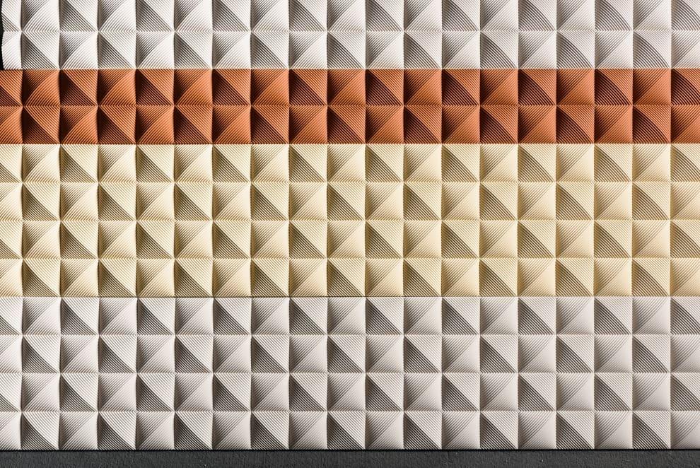3D-эффект - стеновые панели