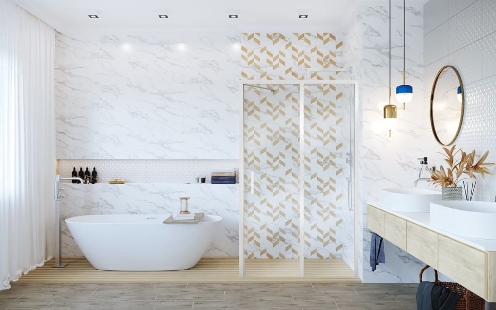 Ванная комната Creto
