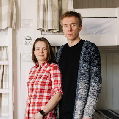 Сергей и Любовь Сорокины
