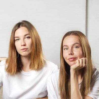 Tatyana Odincova and Anna Sysoeva